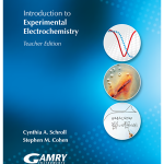 Sample taken from Teacher's Edition of Experimental Electrochemistry Course Text Book