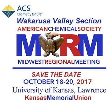 ACS Midwest Regional Meeting Lawrence, KS