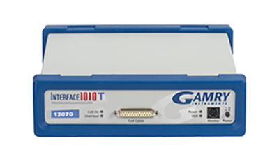 The Gamry Interface 1010T is the ideal teaching potentiostat