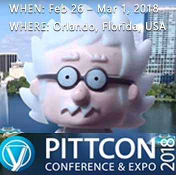 PITTCON 2018 Conference & Expo