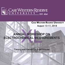 2018 Workshop on Electrochemical Measurements
