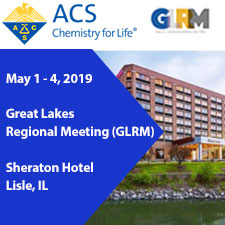 ACS Great Lakes Regional Meeting 2019