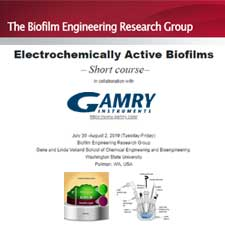 Electrochemically Active Biofilms Short Course