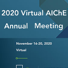 AIChE 2020 Virtual Annual Meeting