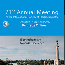 ISE  71st Annual Meeting Belgrade Online